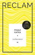 Cover-Bild zu Kafka, Franz: Erzählungen
