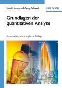 Cover-Bild zu Kunze, Udo R.: Grundlagen der quantitativen Analyse
