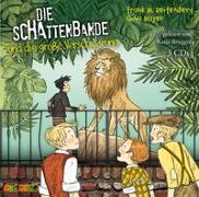 Cover-Bild zu Reifenberg, Frank: Die Schattenbande und die große Verschwörung