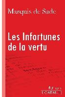 Cover-Bild zu Marquis de Sade: Les Infortunes de la vertu