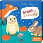 Cover-Bild zu Richert, Katja: Schuhu, wer bin ich?