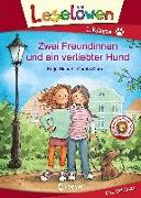 Cover-Bild zu Richert, Katja: Leselöwen 1. Klasse - Zwei Freundinnen und ein verliebter Hund