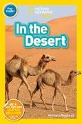 Cover-Bild zu eBook National Geographic Reader: In the Desert (Pre-Reader) (National Geographic Readers)