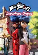 Cover-Bild zu eBook Miraculous: Superhero Origins