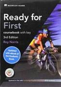 Cover-Bild zu Norris, Roy: Ready for First 3rd Edition + key + eBook Student's Pack