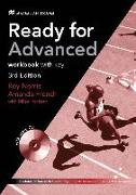 Cover-Bild zu Norris, Roy: Ready for CAE: Ready for Advanced. Workbook with Audio-CD and Key