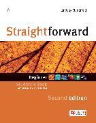 Cover-Bild zu Kerr, Philip: Straightforward 2nd Edition Beginner + eBook Student's Pack