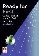 Cover-Bild zu Norris, Roy: Ready for First 3rd Edition + eBook Teacher's Pack