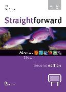 Cover-Bild zu Norris, Roy: Straightforward 2nd Edition Advanced Level Digital DVD Rom Single User
