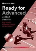 Cover-Bild zu French, Amanda: Ready for Advanced 3rd edition Workbook without key Pack
