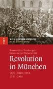 Cover-Bild zu Braun, Oliver: Revolution in München