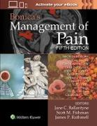 Cover-Bild zu Ballantyne, Jane C.: Bonica's Management of Pain
