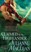Cover-Bild zu MacLean, Julianne: Claimed by the Highlander