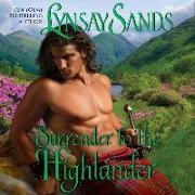 Cover-Bild zu Sands, Lynsay: Surrender to the Highlander: Highland Brides