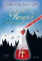 Cover-Bild zu Sands, Lynsay: Ein Vampir für alle Sinne