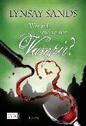 Cover-Bild zu Sands, Lynsay: Wer will schon einen Vampir?