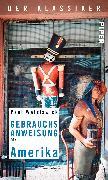 Cover-Bild zu Watzlawick, Paul: Gebrauchsanweisung für Amerika
