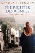 Cover-Bild zu Lessmann, Sandra: Die Richter des Königs (eBook)