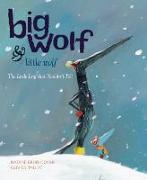 Cover-Bild zu Brun-Cosme, Nadine: Big Wolf & Little Wolf: The Little Leaf That Wouldn't Fall