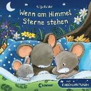 Cover-Bild zu Reider, Katja: Wenn am Himmel Sterne stehen