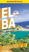 Cover-Bild zu MARCO POLO Reiseführer Elba, Toskanischer Archipel von Fleschhut, Maximilian (Bearb.)
