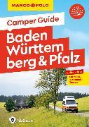 Cover-Bild zu MARCO POLO Camper Guide Baden-Württemberg & Pfalz