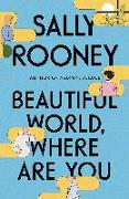 Cover-Bild zu Rooney, Sally: Beautiful World, Where Are You