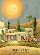 Cover-Bild zu Krenzer, Rolf: Jesus Is Born