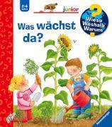 Cover-Bild zu Droop, Constanza: Wieso? Weshalb? Warum? junior: Was wächst da? (Band 22)