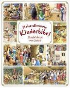 Cover-Bild zu Krenzer, Rolf: Meine allererste Kinderbibel