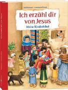 Cover-Bild zu Krenzer, Rolf: Ich erzähl dir von Jesus