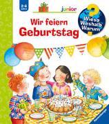 Cover-Bild zu Droop, Constanza: Wieso? Weshalb? Warum? junior: Wir feiern Geburtstag (Band 27)