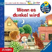 Cover-Bild zu Droop, Constanza: Wieso? Weshalb? Warum? Junior. Wenn es dunkel wird (Audio Download)