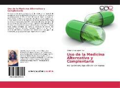 Cover-Bild zu López Ruiz, Olivia Karina: Uso de la Medicina Alternativa y Complentaria