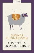 Cover-Bild zu Gunnarsson, Gunnar: Advent im Hochgebirge
