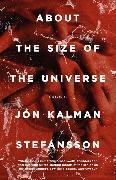 Cover-Bild zu Kalman Stefánsson, Jón: About the Size of the Universe