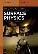 Cover-Bild zu Fauster, Thomas: Surface Physics