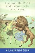Cover-Bild zu Lewis, C. S.: The Lion, the Witch and the Wardrobe: Full Color Edition