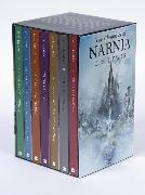 Cover-Bild zu Lewis, C. S.: The Chronicles of Narnia Rack Paperback 7-Book Box Set