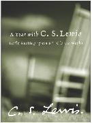 Cover-Bild zu Lewis, C. S.: A Year with C. S. Lewis