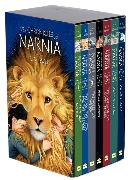 Cover-Bild zu Lewis, C. S.: The Chronicles of Narnia Paperback 7-Book Box Set