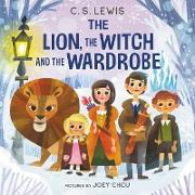 Cover-Bild zu Lewis, C. S.: The Lion, the Witch and the Wardrobe Board Book
