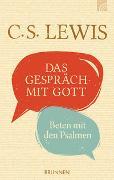 Cover-Bild zu Lewis, C. S.: Das Gespräch mit Gott
