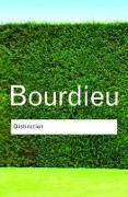 Cover-Bild zu Bourdieu, Pierre: Distinction