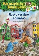 Cover-Bild zu Pope Osborne, Mary: Das magische Baumhaus junior (Band 22) - Flucht vor dem Erdbeben