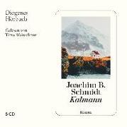 Cover-Bild zu Schmidt, Joachim B.: Kalmann