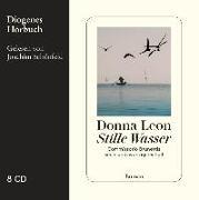 Cover-Bild zu Leon, Donna: Stille Wasser