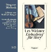Cover-Bild zu Widmer, Urs: Liebesbrief für Mary