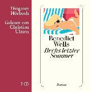 Cover-Bild zu Wells, Benedict: Becks letzter Sommer