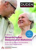Cover-Bild zu Eckardt, Jo: Gespräche bei Demenz und Alzheimer